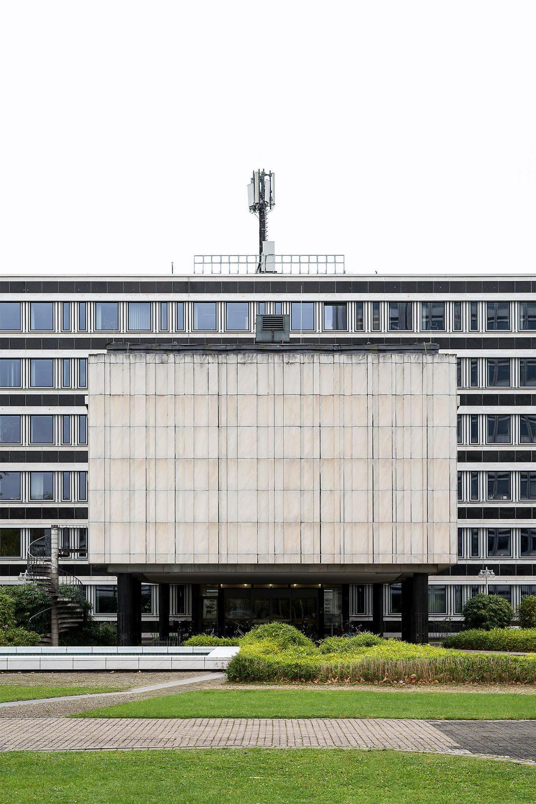 Bürobauten Tulpenfeld